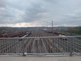 Ein etwas größerer Bahnübergang