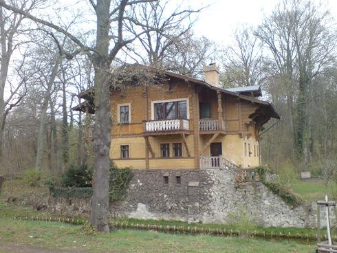Das erste Haus in Berlin