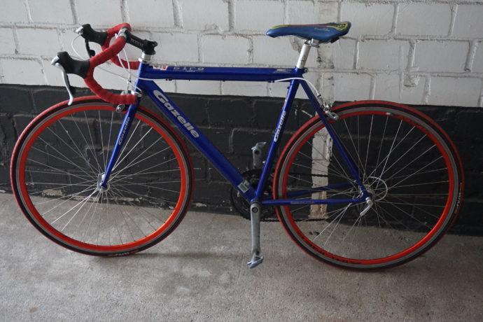 Mein neues Gazelle Rennrad